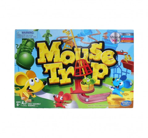 Hasbro Gaming  Trap Game Games for Kids age 6Y+