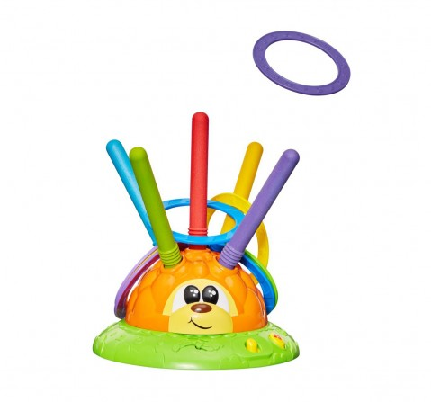 Chicco Mister Ring Activity Toy for Kids age 24M+