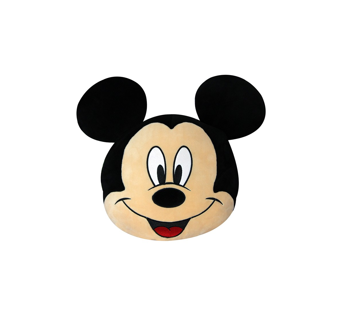 Disney Character Shape Mickey Playt Character Soft Toys for Kids age 12M+ - 30.48 Cm