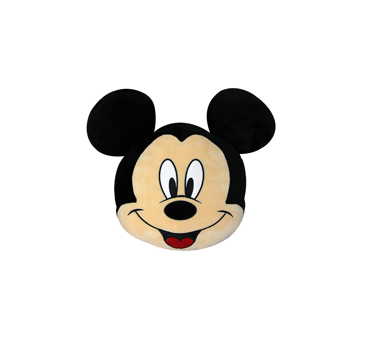 Disney 2Side Micky Minie Shape Cush Plush Accessories for Kids age 12M+ - 30.48 Cm