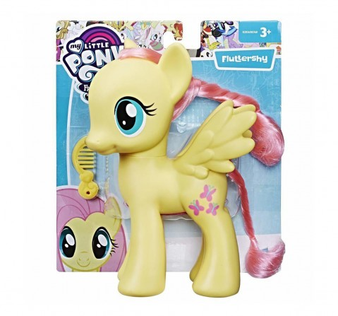 My Little Pony 8 Inch Figure - Assorted Collectible Dolls for Kids age 3Y+