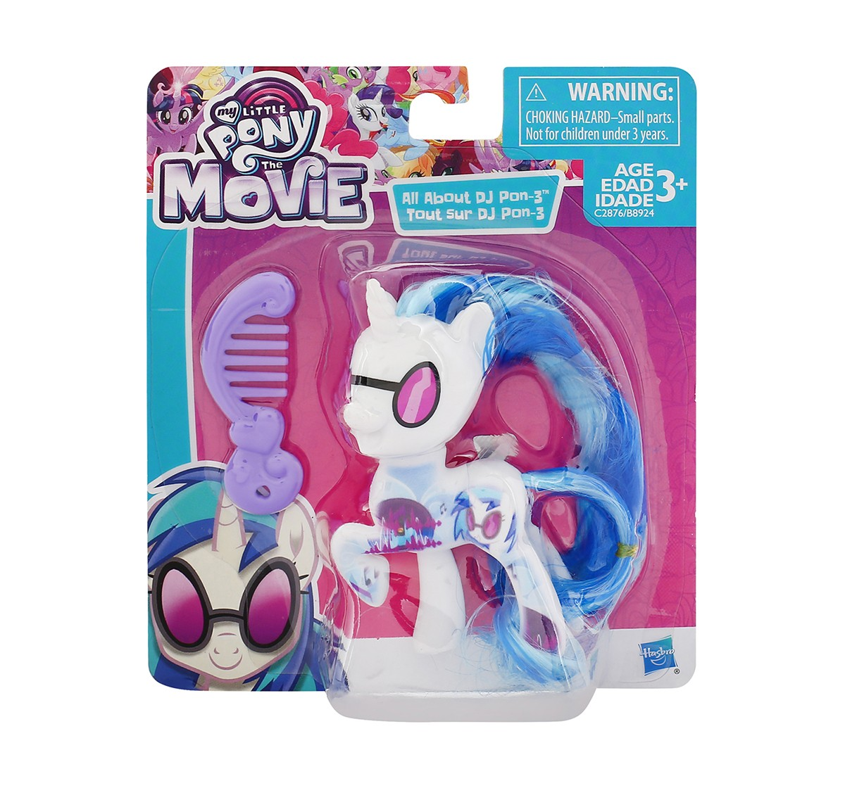 My Little Pony Friends Assorted Collectible Dolls for Kids age 3Y+