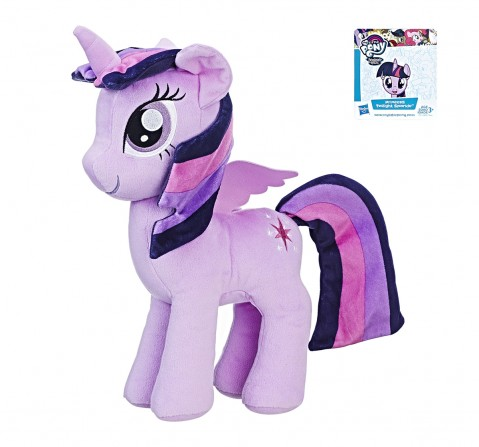 My Little Pony Cuddly Plush Figures Assorted Character Soft Toys for Kids age 3Y+ - 30.48 Cm