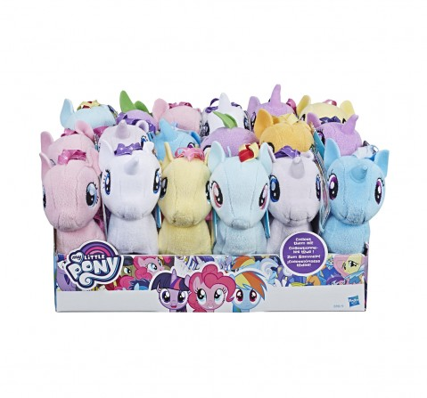 My Little Pony Small Plush Figures Assorted Character Soft Toys for Kids age 3Y+ - 14 Cm