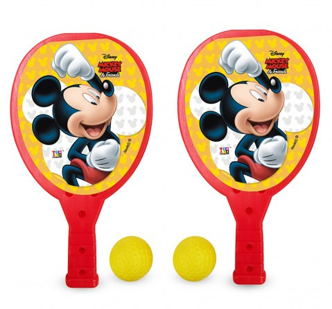 IToys Disney Racket Set Assorted, Unisex, 2Y+ (Multicolor)