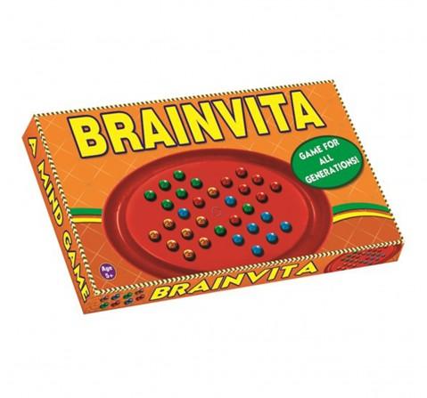 Sterling Brainvita Board Game, Unisex, 5Y+(Multicolour)