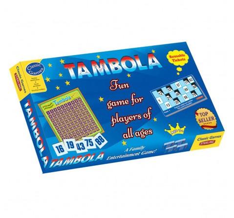 Sterling Tambola Board Game, Unisex, 7Y+(Multicolour)