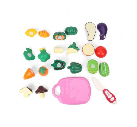 Barbie  Vegetable Set Supermarket & Food Playsets for Kids age 3Y+