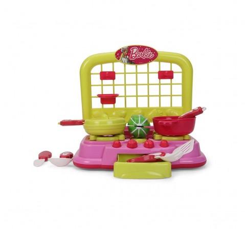 Barbie Kitchen Set Kitchen Sets & Appliances for Kids Age 3Y+