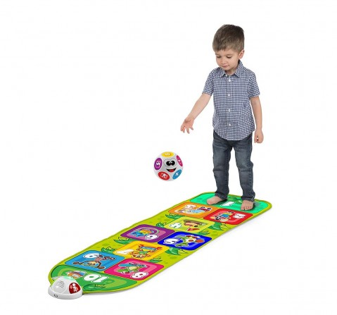 Chicco Jump And Fit Playmat Baby Gear for Kids age 24M+