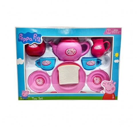 Pepa Pig Tea Set Supermarket & Food Playsets for Kids age 3Y+