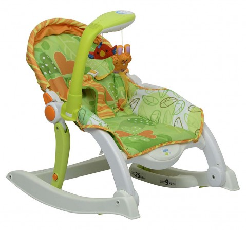 Winfun Grow with me Rocking Chair (Multicolour) Baby Gear for Kids age 24M+