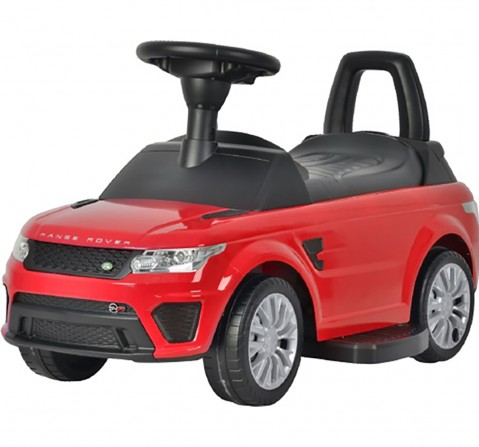 Chilokbo Rangerover Sports Svr Battery Operated -Red Battery Operated Rideons for Kids age 3Y+