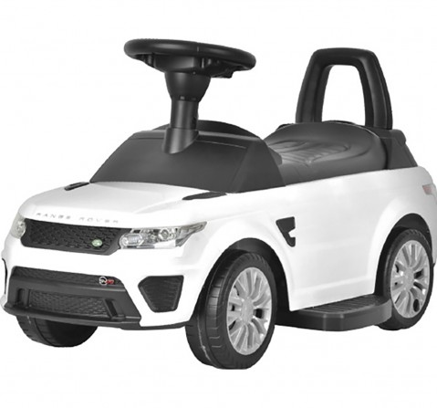 Chilokbo Rangerover Sports Svr Battery Operated -White  Battery Operated Rideons for Kids age 3Y+