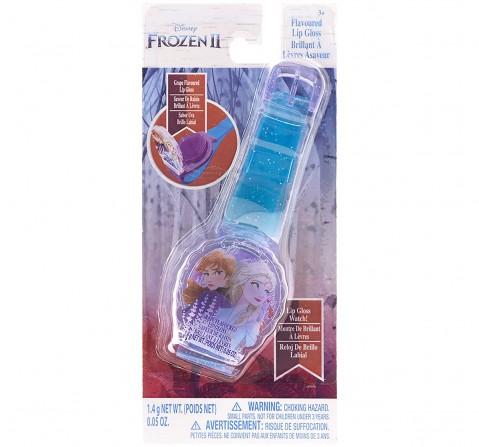 Townley Girl Disney Frozen Lip Gloss Watch DIY Art & Craft Kits for Girls age 3Y+