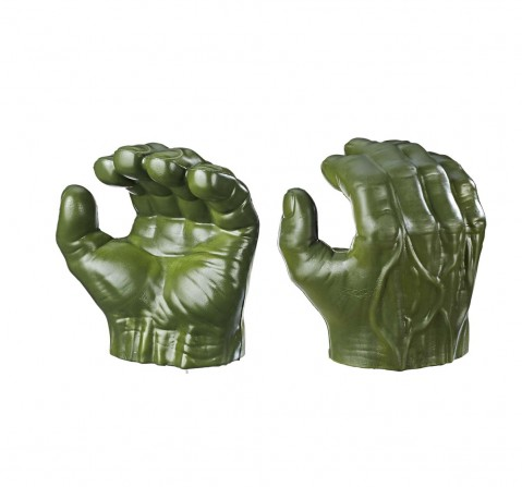 Avengers Gamma Grip Hulk Fists Action Figure Play Sets for Boys age 4Y+