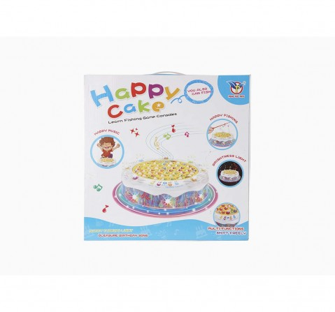 Comdaq Happy Cake -You Can Also Fish Games for Kids age 3Y+