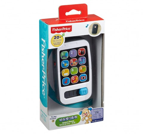 Fisher Price Laugh And Learn Smart Phone Learning Toys for Kids age 6M+
