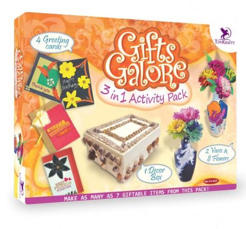 Toy Kraft Gifts Galore, Multicolor, 8Y+