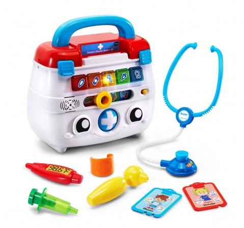 Vtech My White Learning Medical Partner Learning Toys for Kids age 18M +