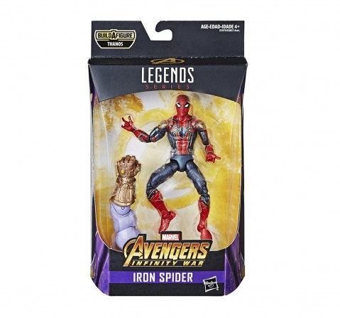 Marvel Best Of Legends Series 6-Inch Figures Assorted Action Figures for Kids age 4Y+