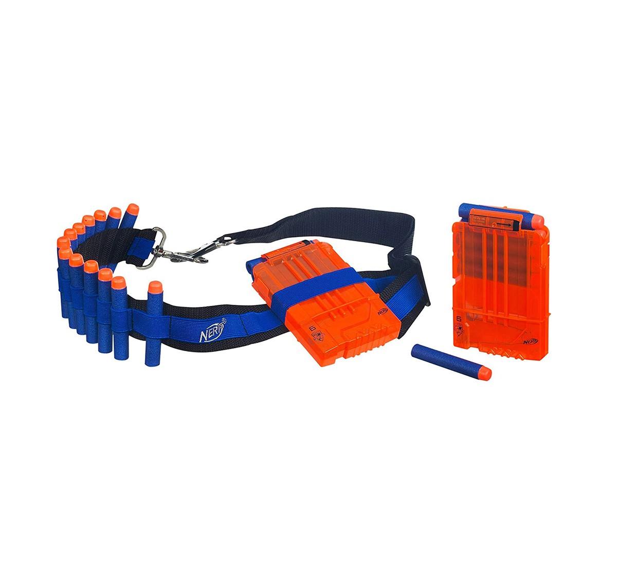 Nerf N Strike Elite Bandolier Kit Blasters for Kids age 4Y+