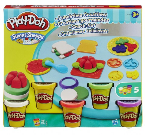 Play-Doh Sweet Shoppe Lunchtime Creations Set Clay & Dough for Kids age 3Y+