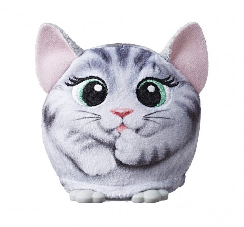 Fur Real Friends Cuties Kitty Interactive Soft Toys for Kids age 4Y+ - 8.9 Cm