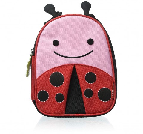Skip Hop Zoo Lunchie Insulated Bag - Ladybug New Born for Kids age 12M+