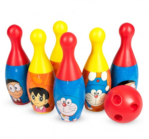 IToys Disney Bowling Set Assorted, Unisex, 2Y+ (Multicolor)