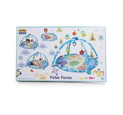 Winfun Polar Fiesta Gym Baby Gear for Kids age 0M+