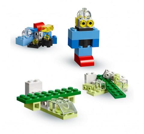 Lego Classic Creative Suitcase Building Blocks (213 Pcs) 10713  for Kids age 4Y+