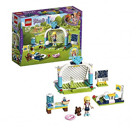 Lego Friends Stephanie's Soccer Practice Building Blocks s (119 Pcs) 41330 for Girls age 6Y+