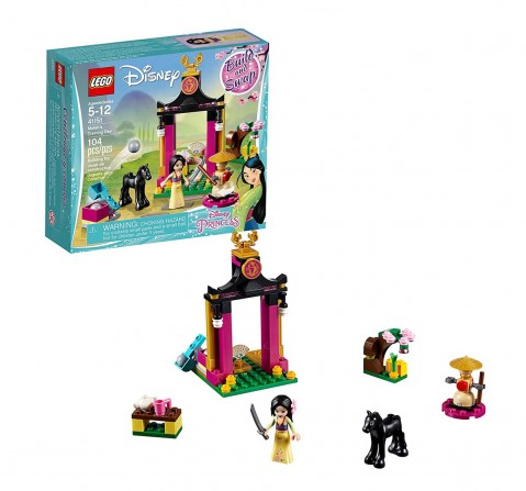 Lego Disney Princess 41151 Mulan'S Training Day Blocks for Kids age 5Y+