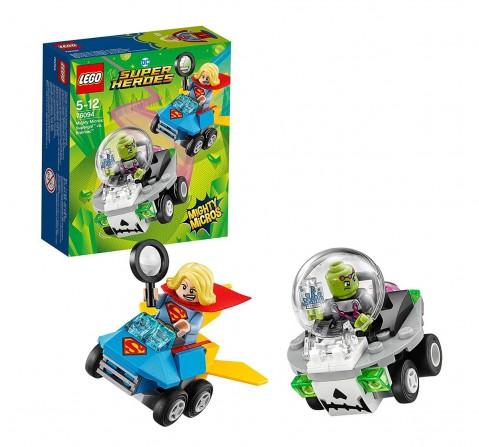 Lego Super Heroes Mighty Micros: Supergirl Vs Brainiac 76094  Blocks for Kids age 5Y+