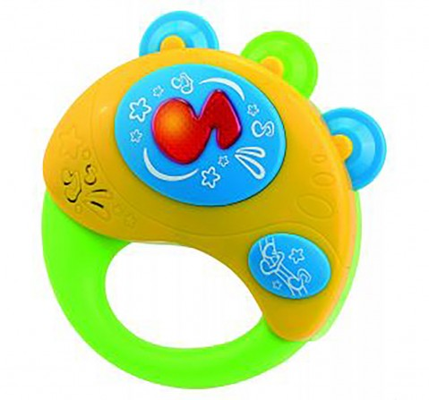Hamleys My First Tambourine Learning Toys for Kids age 12M+