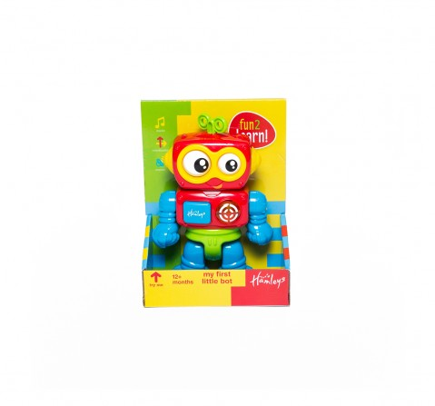 Hamleys My First Little Bot Early Learner Toys for Kids age 12M+