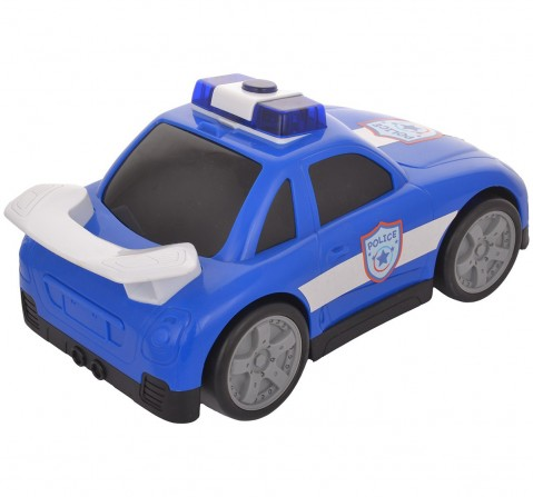 Hamleys Lights And Sounds Emergency Vehicle Assorted Learning Toys for Kids age 12M+