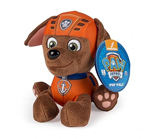 Paw Patrol Basic Plush Asstorted Character Soft Toys for Kids age 3Y+ - 14.1478 Cm