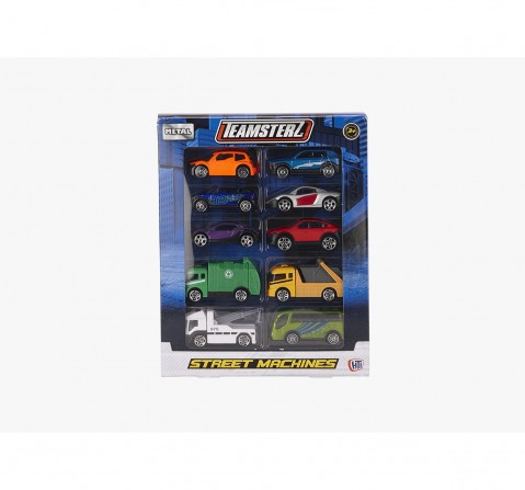 Hti Teamsterz Fast Moving Wheels|Highly Detailed Car Figures| Vehicles for Kids age 3Y+