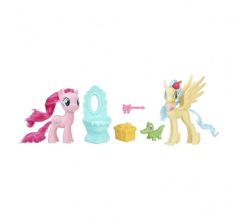 My Little Pony Pinkie Pie N Princess Skystar Collectible Dolls for Girls age 3Y+