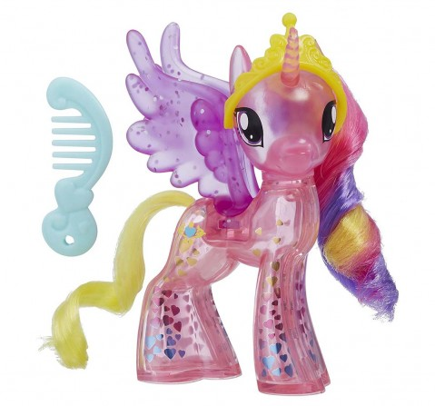 My Little Pony The Movie Princess Cadance Glitter Celebration Collectible Dolls for Girls age 3Y+