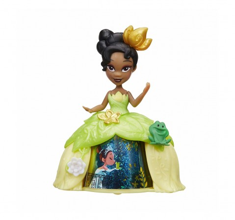 Disney Princess Little Kingdom Spin-A-Story Assorted Dolls & Accessories for Girls age 4Y+