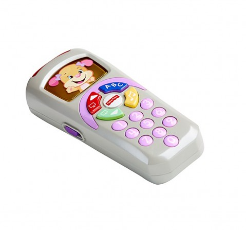 Fisher-Price® Laugh & Learn™Puppy & Sis' Remote Assorted Learning Toys for Kids age 6M+