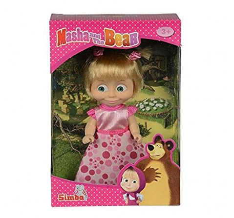 Masha And The Bear Doll - Assorted Dolls & Accessories for Girls age 3Y+