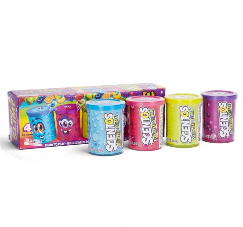 Scentos Scented Slime 3Oz Each  Science Kits for Kids age 3Y+