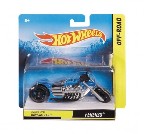 Hot Wheels 1:18 Street Power Motorcycle  Vehicles for Kids age 8Y+