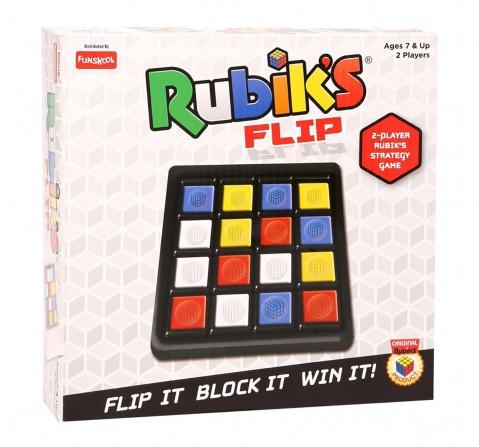 Funskool Rubik'S Flip Games for Kids age 7Y+