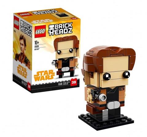 Lego Brickheadz 41608 Han Solo Blocks for Kids age 10Y+