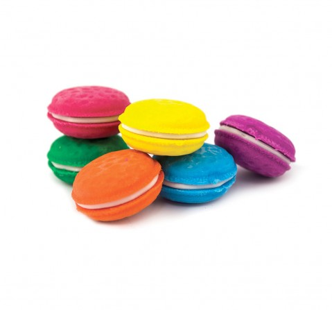 Ooly Macaron Scented Erasers  School Stationery for Kids age 3Y+